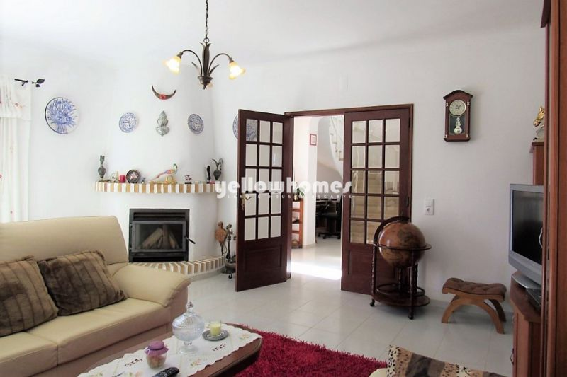Elegant four bedroom home close to Carvoeiro and Lagoa